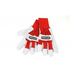 Γάντια από Δέρμα και Ύφασμα Oregon