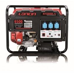 Ηλεκτροπαραγωγό Ζεύγος Loncin LC6500-A