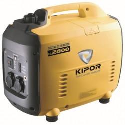 Ηλεκτροπαραγωγό Ζεύγος Kipor Inverter IG 2600