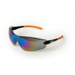 Γυαλιά ασφαλείας Μαύρος Καθέφτης Q525252 Oregon