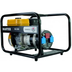 Ηλεκτροπαραγωγό ζεύγος Master RG 4200